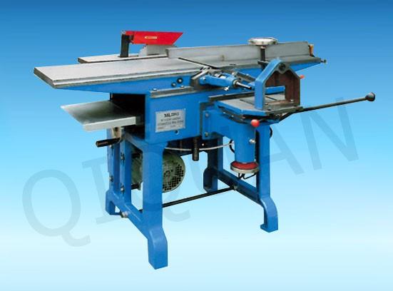 ML393、ML393A台式平压刨木工多用机床