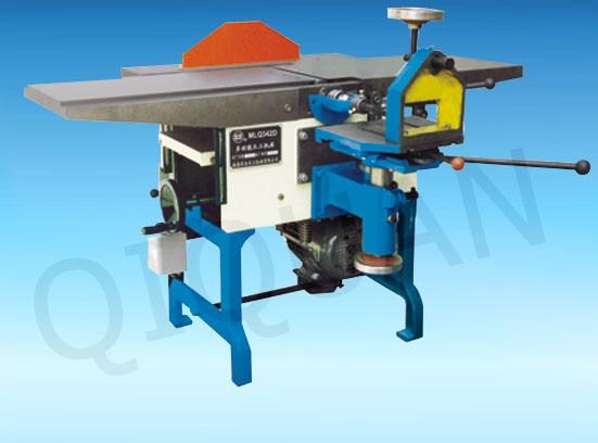 MLQ342D台式平压刨木工多用机床