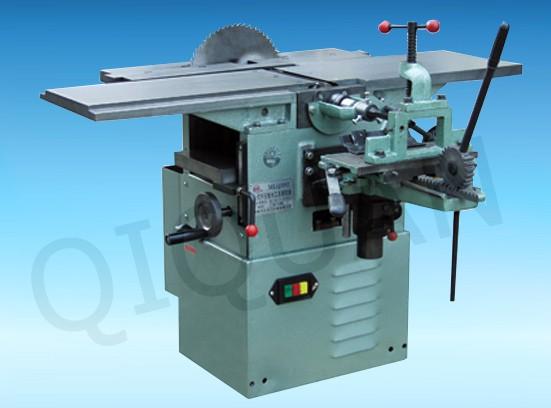 MLQ392台式平压刨木工多用机床