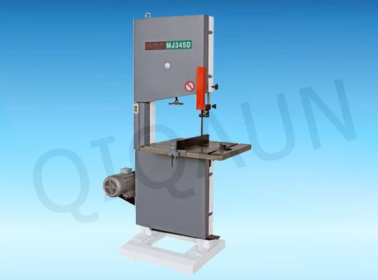 MJ345D(20)细木工带锯机