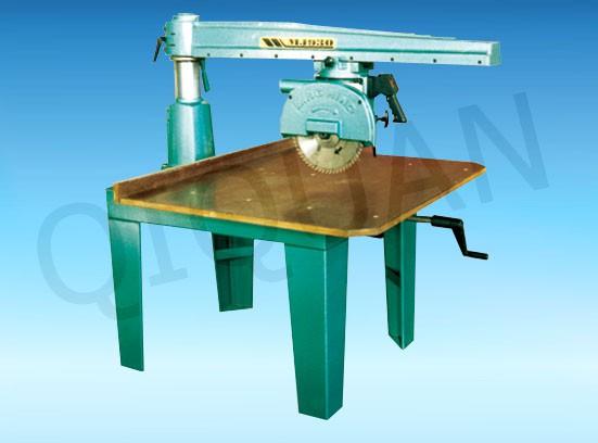 MJ930摇臂万能木工圆锯机